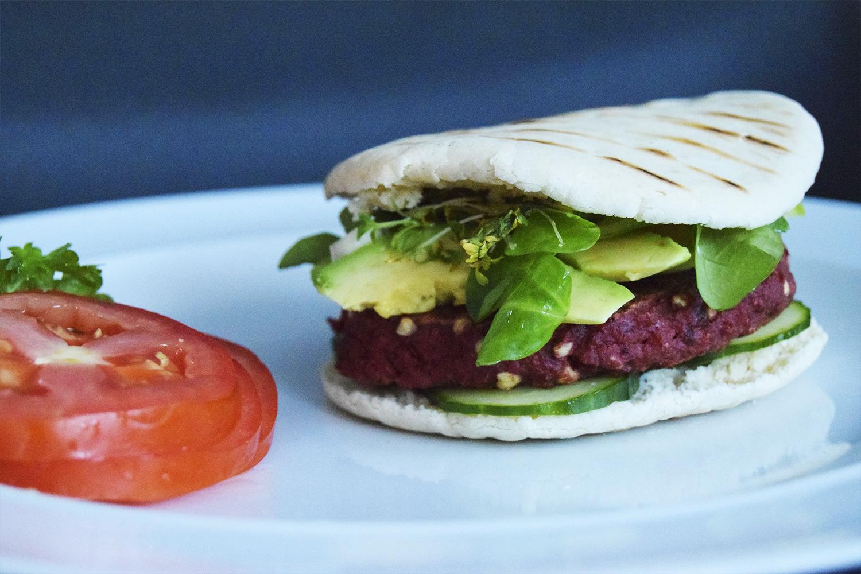 Foodmelodies beetburger