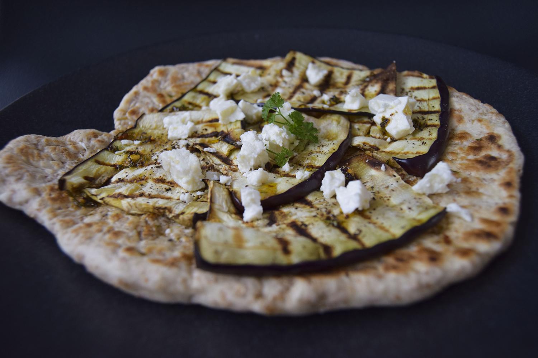 Foodmelodies flatbread pizza