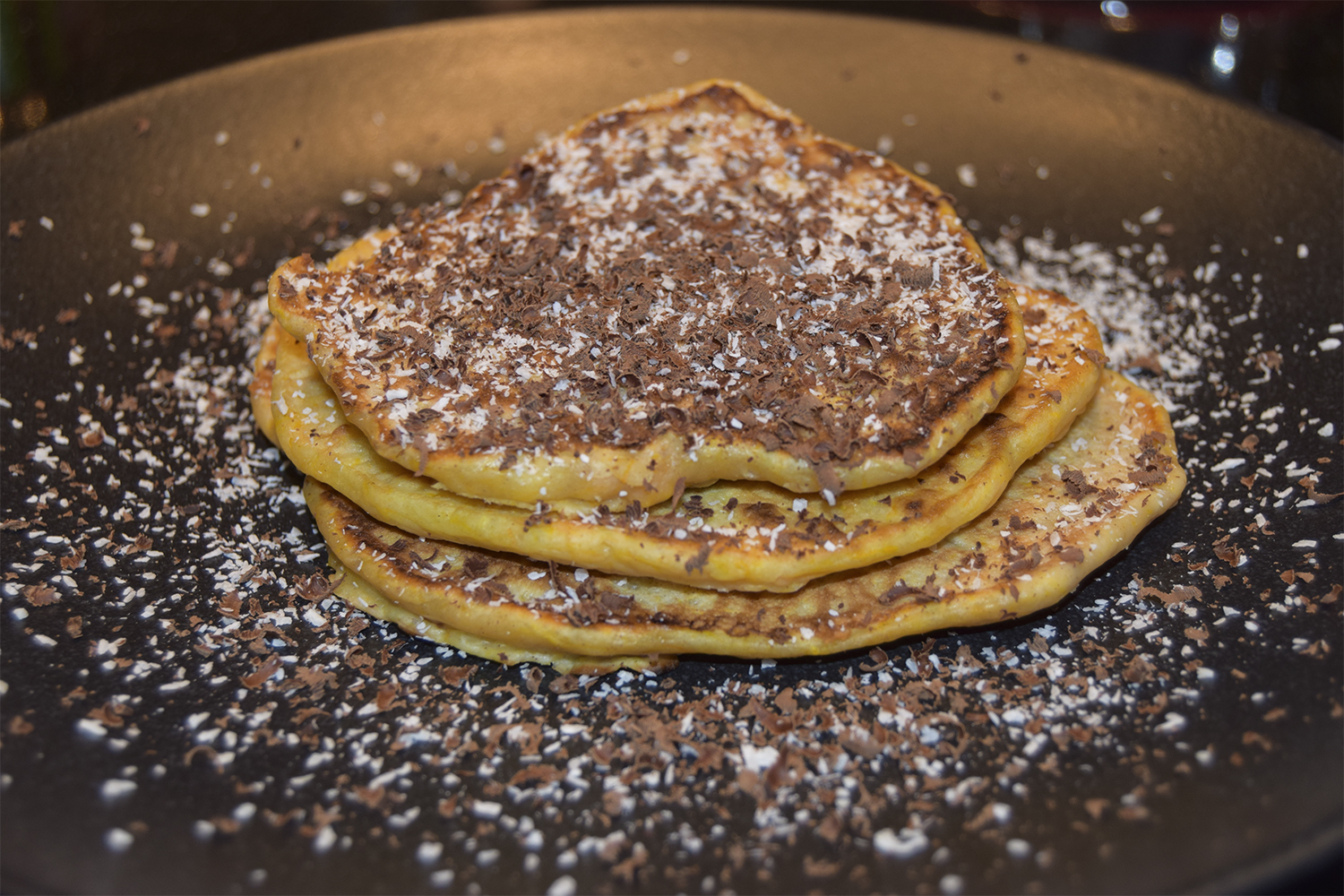 Foodmelodies pumpkin pancake