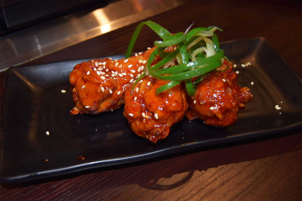 Mokbar spicy chicken