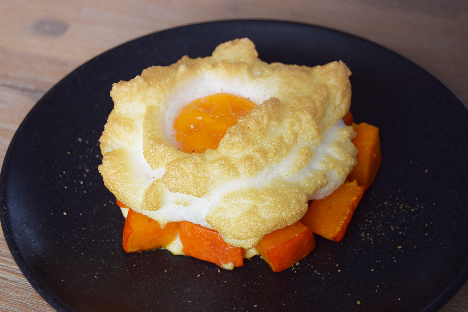 Foodmelodies cloud egg