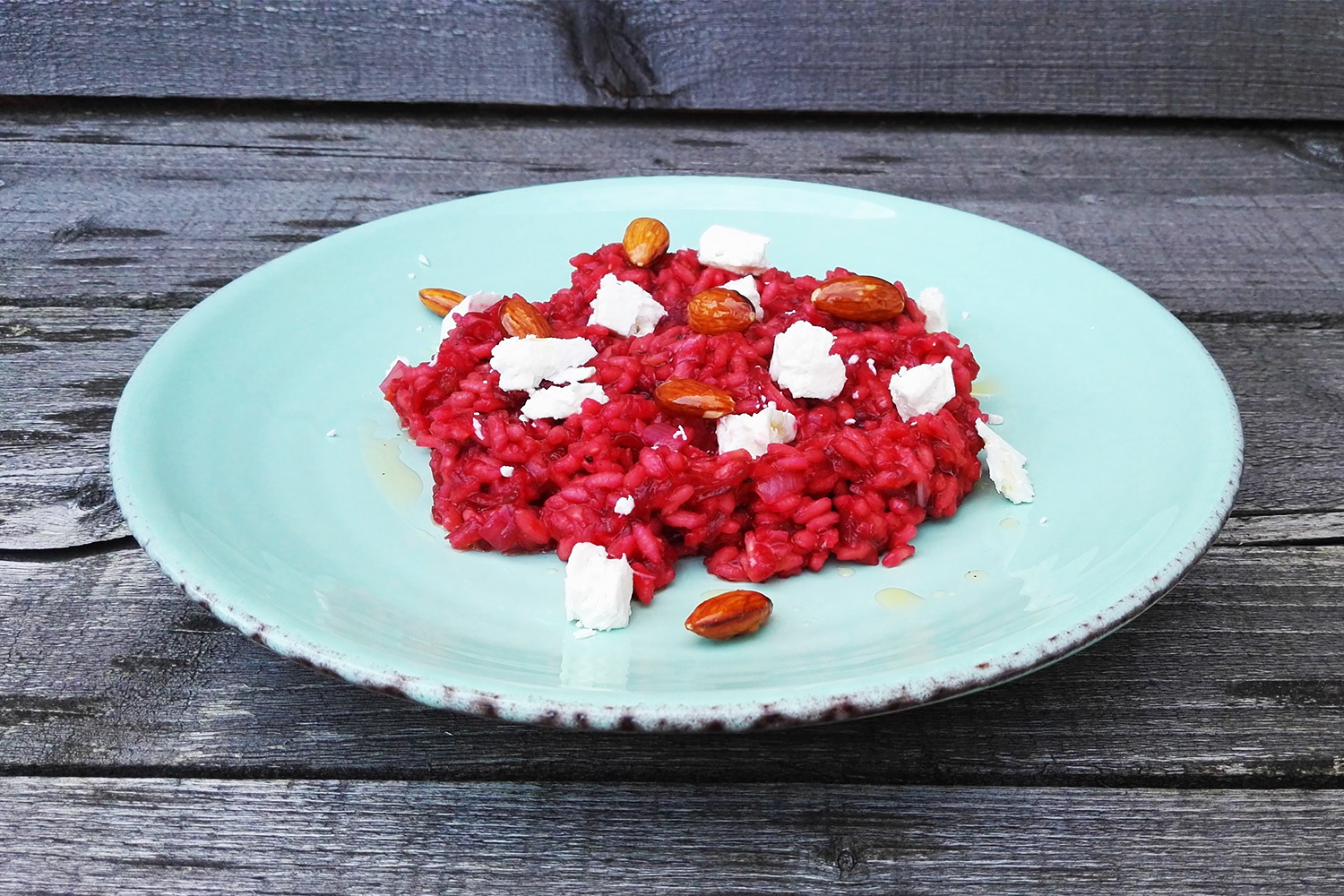 Foodmelodies beet risotto