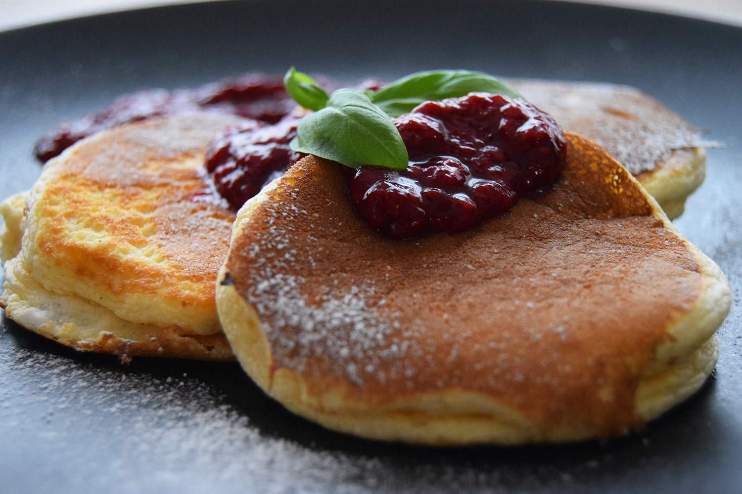 Foodmelodies fluffy pancakes