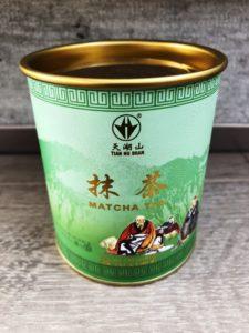 Foodmelodies matcha powder