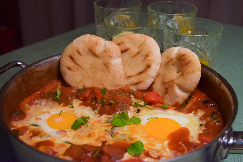 Foodmelodies chakchouka