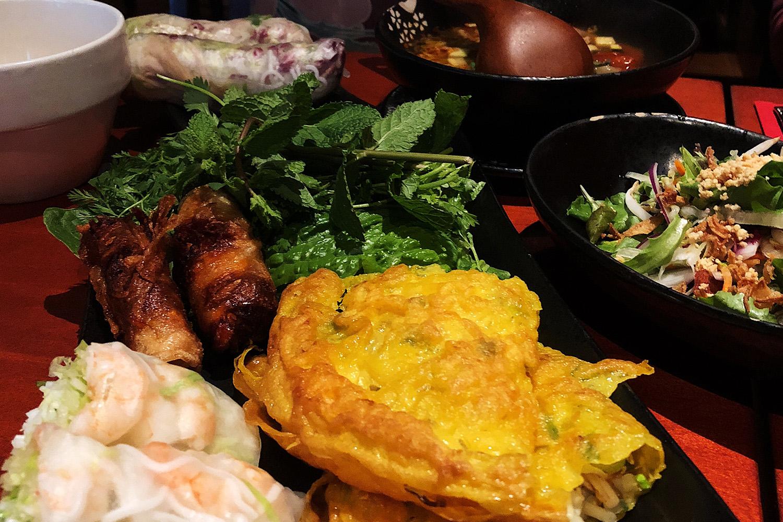 Foodmelodies hotspots Saigon vietnamese food