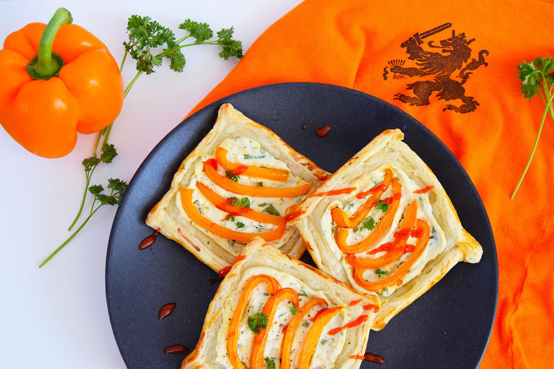 Foodmelodies Oranje paprika